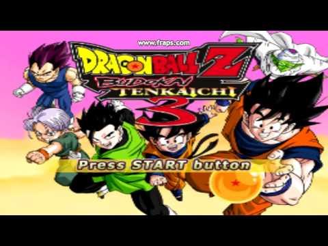 pcsx2 0.9.8 Dragonball Z budokai tenkaichi 3 (Low PC)