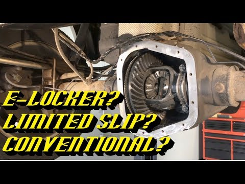 Ford Trucks: Quickly Determine Which Differential You Have and If Friction Modifier is Required