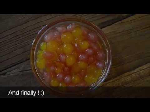 Popping Boba Recipe - Homemade