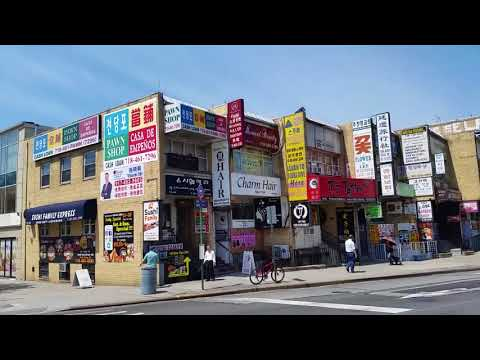Flushing queens spring 2018