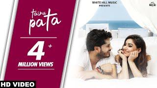 Tainu Pata (Official Video) Jeewan Khanna | Desi Crew, Vinder NathuMajra | Latest Punjabi Song 2018