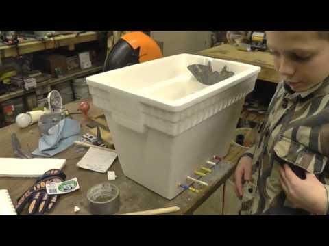 How to make a  incubator?