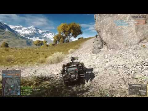 Battlefield 4 Road Kill