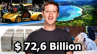 Mark Zuckerberg's Lifestyle ★ 2019