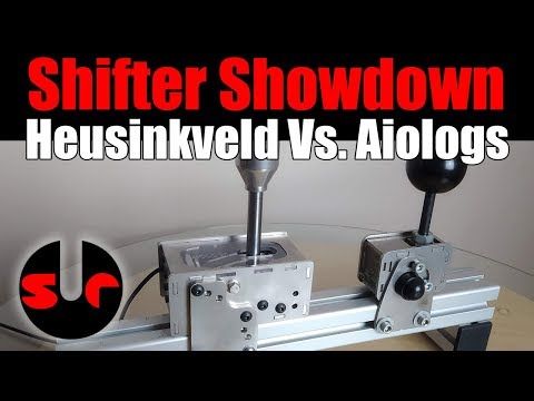 Heusinkveld Vs  Aiologs [review] - The Shifter Showdown