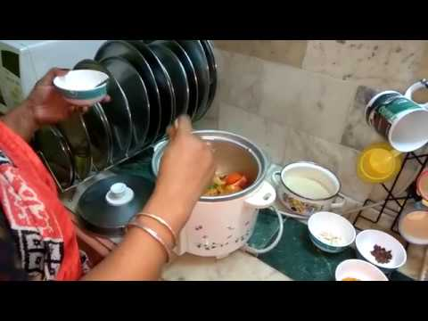 How To Make Tomato Rice quickly with Rice Cooker - In Tamil