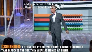 Bill Nye DESTROYS the Gender Binary with an Abacus (Part 1 of 2) - Bill Nye Saves the World