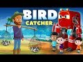 Supercar Rikki Chases The Bird Catcher In The Jungle Kids Cars Cartoon Story 02