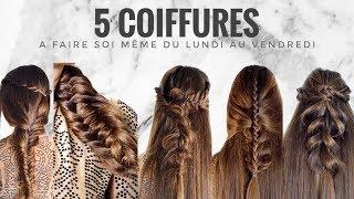 Coiffure A Faire Soi Meme Videos Ytube Tv