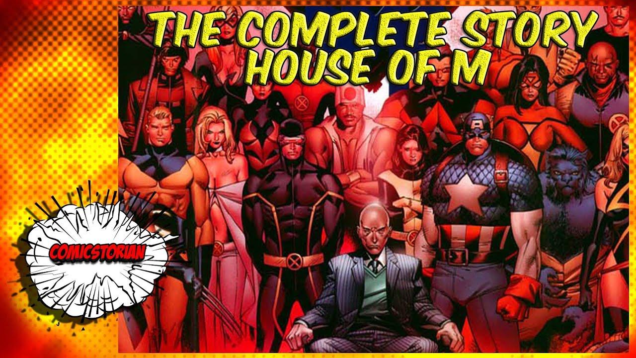 House of M (X-Men) - Complete Story | Comicstorian