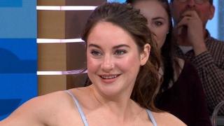Shailene Woodley Interview on