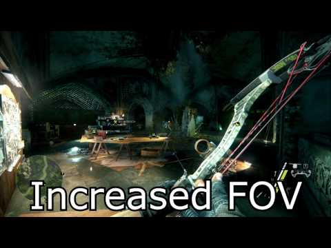How To: Increase FOV (Field of View) in Sniper Ghost Warrior 3 (PC)