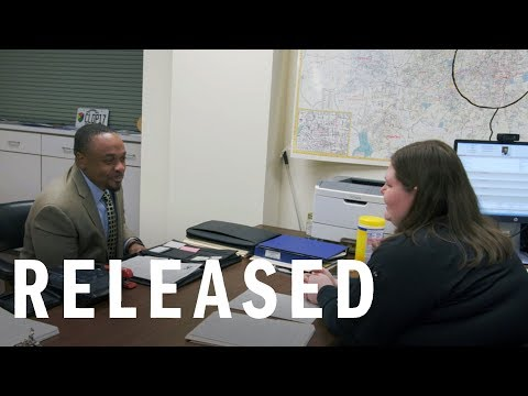 A Meeting with His Probation Officer Leaves Michael Shaken | Released | Oprah Winfrey Network