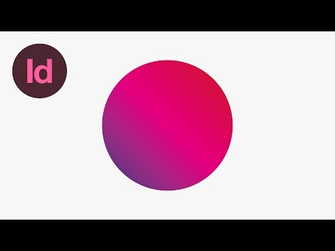 Learn How to Create Gradients in Adobe InDesign | Dansky