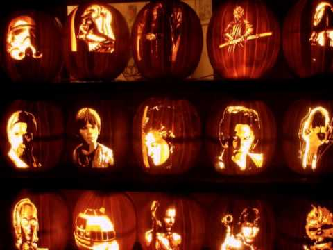 halloween pumpkin carving stencils free