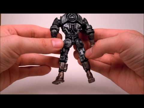 Jakks Pacific Real Steel Atom Vs. Zeus 4