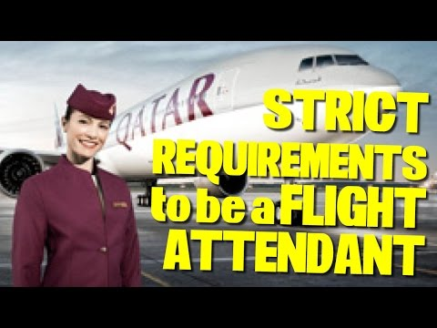 10 STRICT Requirements to be an Airline Flight Attendant