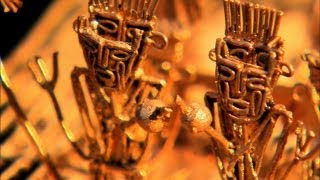 How the Golden Raft of El Dorado Was Crafted
