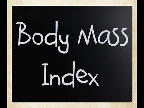 How to Calculate Body Mass Index - Body Mass Index Explained