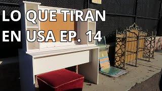 LO QUE TIRAN EN USA EP. 14