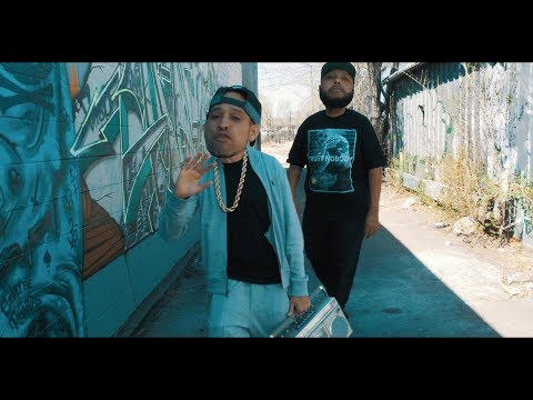 Black Pegasus x 1Ton (potluck) - Just As bad - Official music video - Prod by BLITZ (clean)
