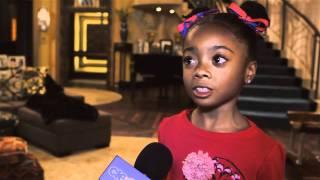 Skai Jackson On Set Jessie Interview