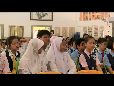 Non-Chinese keen to study Chinese in Malaysia