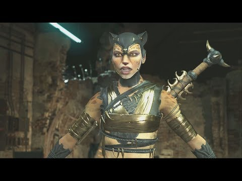 Injustice 2 - Cheetah Ranked Matches, KOTH W/ Subs & Talking W/ Viewers [PS4]