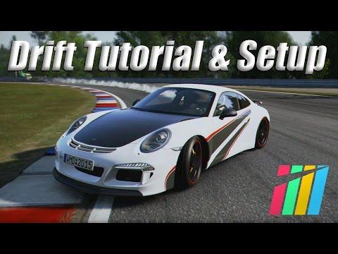 Project CARS | Drift Tutorial & Setup
