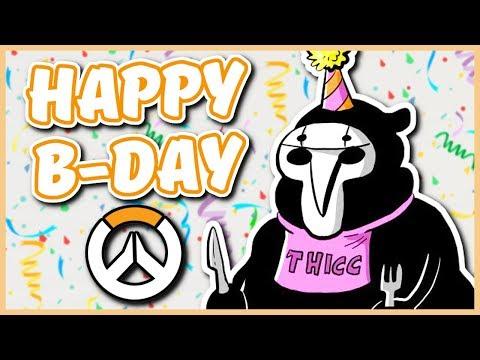 Overwatch - HAPPY BIRTHDAY OVERWATCH (Year 2 of Overwatch!)