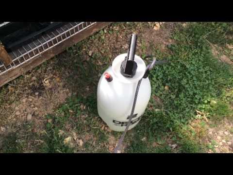 Deck &  home sprayer review