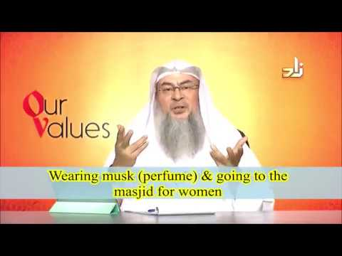 Women wearing Musk (Perfume) and going out - Sheikh Assim Al Hakeem