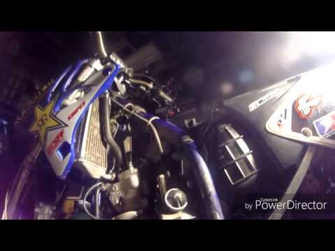 2002 Yz 125: carb clean