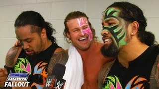 Ziggler channels Uso Crazy: SmackDown Fallout, January 21, 2016