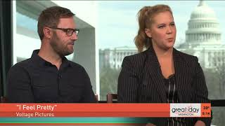 Amy Schumer talks about importance of diversity in new movie