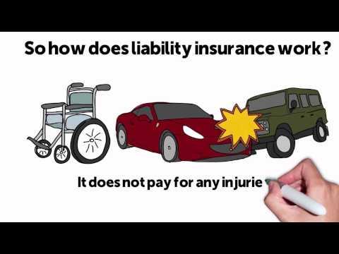 Nevada Liability Insurance Basics - NVDriversEd.com