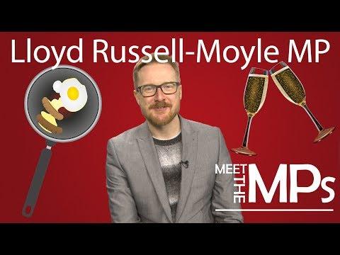 E29: Lloyd Russell-Moyle MP - #MeetTheMPs