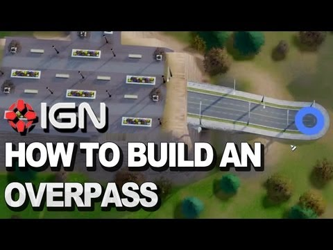 SimCity: How to Build an Overpass and Solve Your Traffic Problems