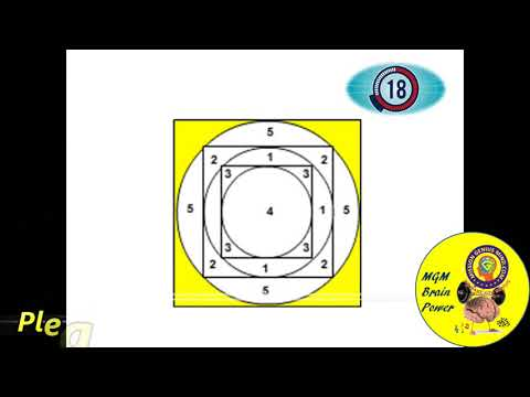 MGM Brain Power - Visual Puzzles 4 to improve Photographic Memory | Mission Genius Mind