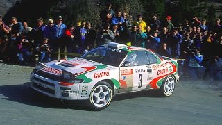 Toyota Celica GT-Four WRC on Tarmac (Speed & Pure Sound) HD