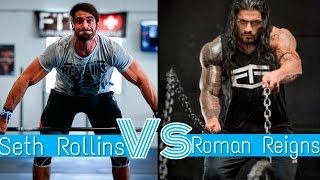 WorkOut - Seth Rollins Vs Roman Reigns