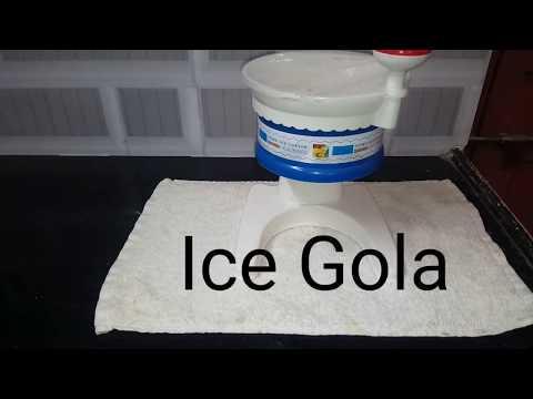Ice Gola    ఐస్ గోల    Tasty Indian ice gola    Summer Special    #crazyrecipes    #madhuri