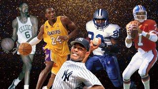 10 Athletes Who Had Great Final Seasons
