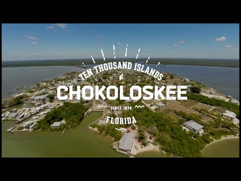Chokoloskee and the Ten Thousand Islands