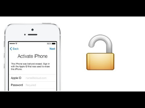 How to remove iCloud lock on iPhone 4s!!