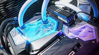 The Ultimate Z390 Motherboard - Aorus Extreme Waterforce Tested