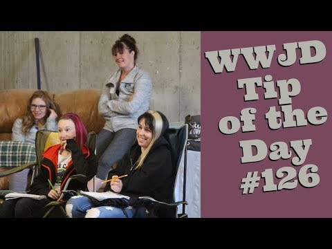 kids in restaurants, What Would Jeff Do? Dog Training Tip of the Day #126