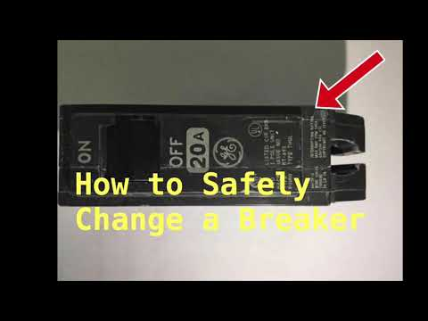 How to Safely Change out a Breaker
