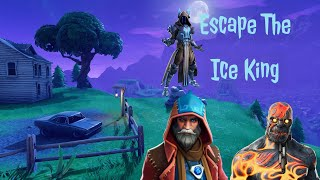 fortnite creative escape the ice king w pengu immortal sharks - fortnite creative codes escape the ice king