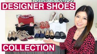 เปิดตู้รองเท้าแบรนด์ ช้อปมาภายในปีเดียว 🤩 | Alice Chen
